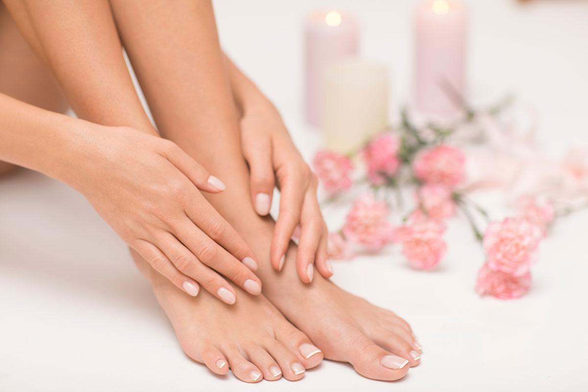 foot peeling-treatment